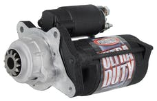 Powermaster 9056 Starter, Black Wrinkle