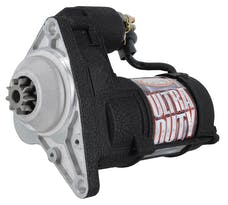 Powermaster 9057 Starter, Black Wrinkle