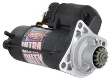 Powermaster 9058 Starter, Black Wrinkle