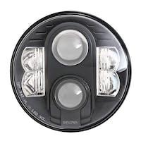Pro Comp Suspension 76402P Jeep Wrangler JK/JKU LED Headlight