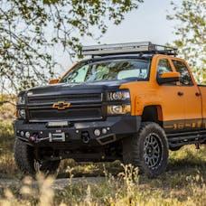 Pro Comp Suspension K1165BP KIT 6in. 14-UP GM1500 2/4WD