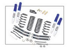 Pro Comp Suspension 55695BRH Front Box Kit Stage 1