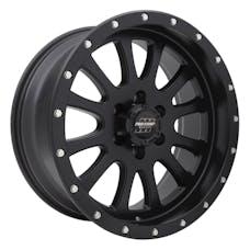 Pro Comp Wheels 5044-7983 Series 44 Syndrome Satin Black Finish
