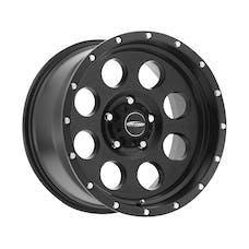 Pro Comp Wheels 5045-7973 Xtreme Alloys Series 5045 Satin Black Finish