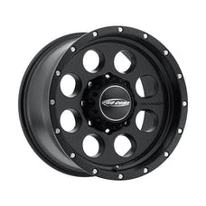 Pro Comp Wheels 5045-7982 Xtreme Alloys Series 5045 Satin Black Finish