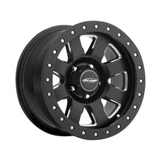 Pro Comp Wheels 5184-7983 Xtreme Alloys Series 5184 Matte Black Finish