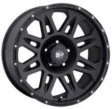 Pro Comp Wheels 7005-7873 Xtreme Alloys Series 7005 Black Finish