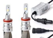 Putco Lighting 289005P Silver Lux LED Pro Pair 9005