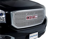 Putco 84204 Punch Stainless Steel Grilles