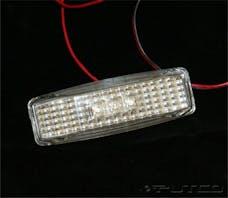 Putco 900032 Fender Marker Lights, Clear