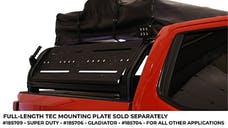 "Putco 185709 Full Length TEC Mounting Plate 11"" x 17"" x65"""