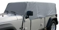Rampage Products 1264 Cab Cover Grey