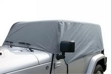 Rampage Products 1263 Breathable 4 Layer Cab Cover - Fits Over Installed Top