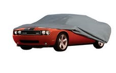 Rampage Products 1500 Custom Vehicle Cover Grey