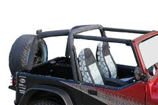 Rampage Products 768915 Roll Bar Pad & Cover Kit