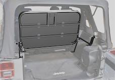 Rampage Products 86623 Sport Rack; Interior Mount; Fold Up; Rear; Black Powder Coat
