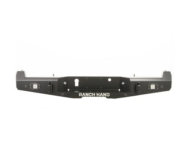 Ranch Hand HBF171BMSL Horizon Smooth Steel Bumpers