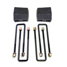 "ReadyLift 26-3105 Suspension Leaf Spring Block Kit, 5"" Rear"