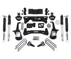 ReadyLIFT 44-3052 5-6'' Suspension Lift Kit with Bilstein Shocks