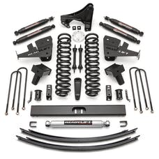 ReadyLift 49-2781 8.0'' Suspension Lift Kit with SST3000 Shocks - 2 Piece Drive Shaft