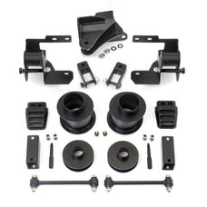 ReadyLIFT 69-1945 4.5'' Front with 2.5'' Rear SST Lift Kit with Track Bar Bracket