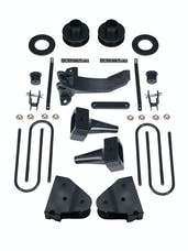 ReadyLIFT 69-2538 3.5'' SST Lift Kit with 5'' Rear Tapered Blocks - 1 pc Drive Shaft without Shock