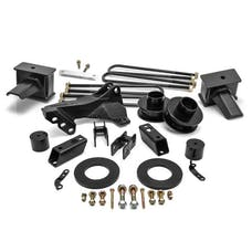 ReadyLIFT 69-2741 2.5'' SST Lift Kit with 4'' Rear Flat Blocks for 2 pc Drive Shaft without Shock
