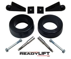 ReadyLift 66-1035 1.75in. FRONT POLYURETHANE/STEEL COIL SPACER KIT WITH SHOCK EXTENSIONS