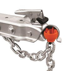 Rightline Gear 100T10 Anti-Theft Trailer Coupler Ball