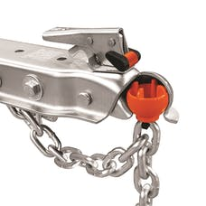 Rightline Gear 100T12 Anti-Theft Trailer Coupler Ball & Lock