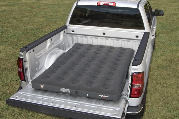Rightline Gear 110M10 Full Size Truck Bed Air Mattress (5.5' to 8')