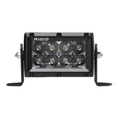"RIGID Industries 104213BLK E-Series PRO 4"" Spot Light, Midnight"