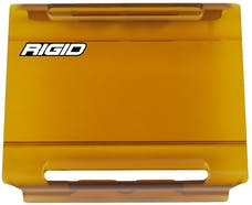 RIGID Industries 104933 E-Series Light Cover Amber