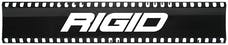"RIGID Industries 105943 SR-Series Light Cover 10"" Black"
