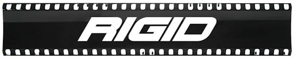"RIGID Industries 105943 SR-Series Light Cover 10"" Black"