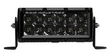 "RIGID Industries 106213BLK E-Series PRO 6"" Spot Light, Midnight"