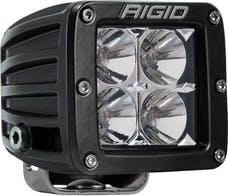 RIGID Industries 201113 D-Series PRO Flood LED Light, Surface Mount