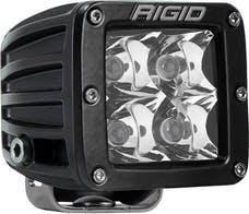 RIGID Industries 201213 D-Series PRO Spot LED Light, Surface Mount