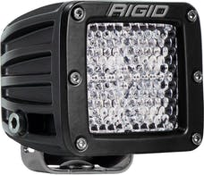RIGID Industries 201513 D-Series PRO Diffused LED Light, Surface Mount