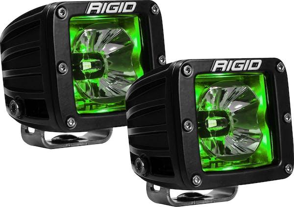 Rigid Industries 20203 RADIANCE POD GRN BACKLIGHT/2