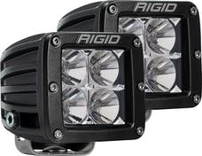RIGID Industries 202113 D-Series PRO Flood LED Light, Surface Mount