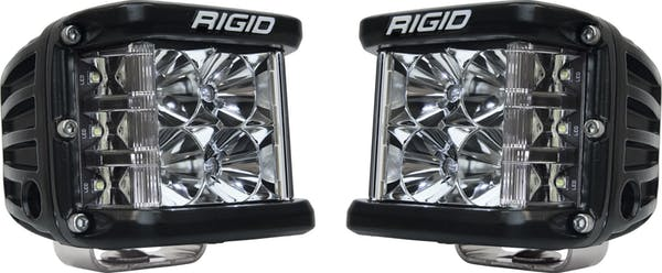 RIGID Industries 262113 Dually Side Shooter PRO LED Flood Light, Surface Mount