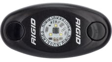 RIGID Industries 480053 A-Series LED Light, Black-Low Strength Blue