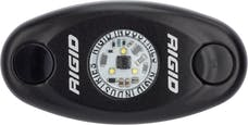 RIGID Industries 480083 A-Series LED Light, Black-High Strength Natural White