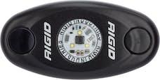 RIGID Industries 480113 A-Series LED Light, Black-High Strength Blue