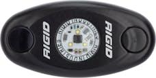 RIGID Industries 480333 A-Series LED Light, Black-High Strength Amber