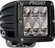 RIGID Industries 501313 D-Series PRO Driving LED Light, Surface Mount