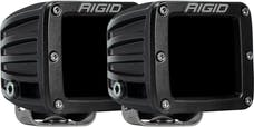 RIGID Industries 502393 D-Series Infrared Driving Surface Mount Pair