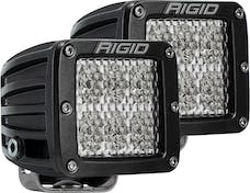 RIGID Industries 502513 D-Series PRO Specter Diffused LED Light, Surface Mount
