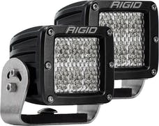 RIGID Industries 522513 D-Series PRO HD Specter Diffused LED Light